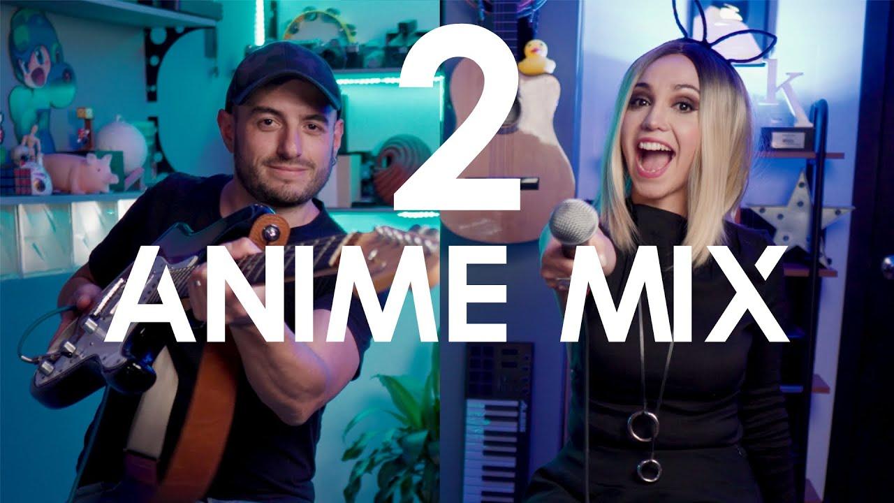 Anime Mix 2 En Vivo!