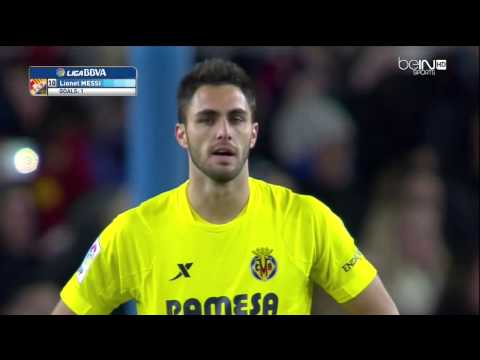 Ray Hudson commentary of Messi goal vs Villarreal 2015 01 28