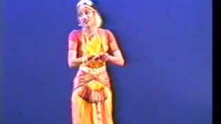 Part 01 - rama nAmamA krishna nAmamA - bharatanATya arangETRam