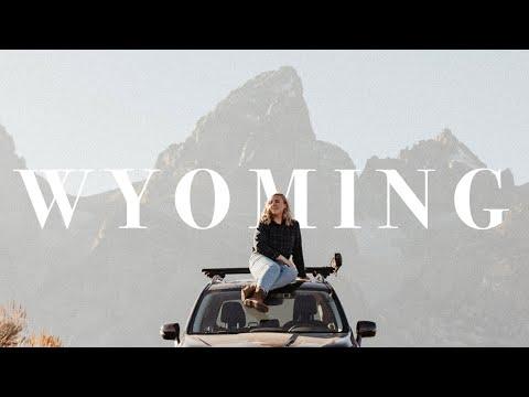 My Solo Trip to Yellowstone & Grand Teton National Park, Wyoming