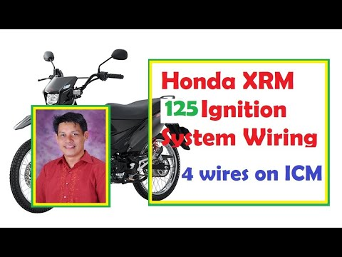 how to wire honda xrm 125 ignition system circuit ano ang tamang connection