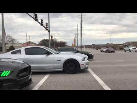 INSANE CAMMED 2017 Mustang GT Exhaust! LOUDEST Mustang S550 Streetcar  Takeover Kickoff 2019!