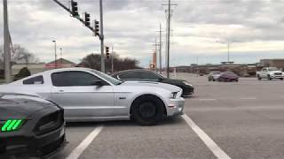 Video-Search for cammed mustang