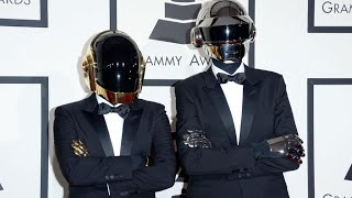 French dance music duo Daft Punk split after 28 years