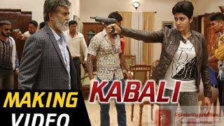Kabali Tamil Movie Making   Rajinikanth   Pa Ranjith   Santhosh Narayanan   V Creations