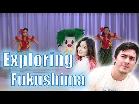 Exploring Fukushima with Kim Dao and Abroad in Japan