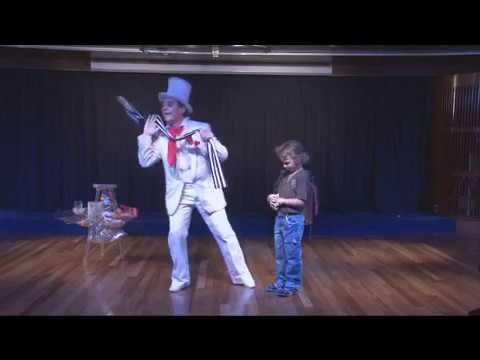 SERIP MAGIC SHOW, comedy, lustig zauberei, comedy, funny magic entertainment, magia cómica
