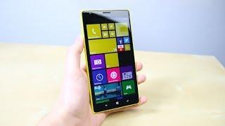 Review: Nokia Lumia 1520 (Deutsch)