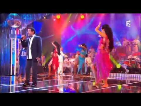 CHEB KHALED الشاب خالد ــ   يرقص ويغني أجمل