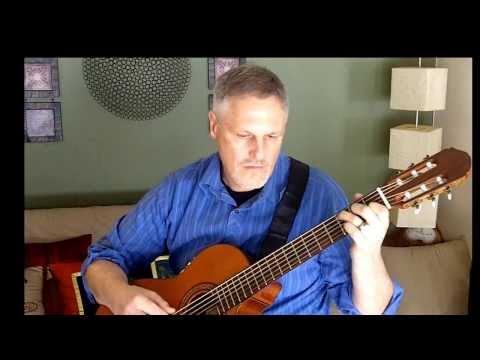 how great thou art classical guitar pdf