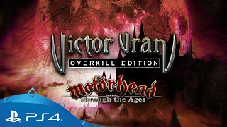 Victor Vran: Overkill Edition | Motörhead Through the Ages Trailer | PS4