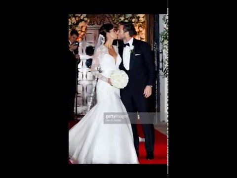 The Wedding Of Frank Lampard And Christine Bleakley December 20, 2015
