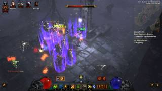 Last of the Barbarians Event -  Ruins of Sescheron Pt 2 - Diablo 3 - 2.3.0 PTR Preview