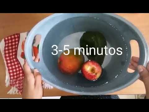Frutas y Verduras Libres de Virus