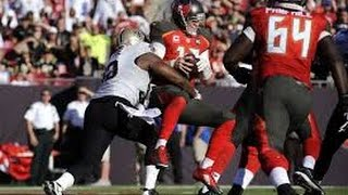 2014 NFL WK17: New Orleans Saints @ Tampa Bay Buccaneers: BUCS LOCK DOWN #1 PICK W/ LATE MELTDOWN