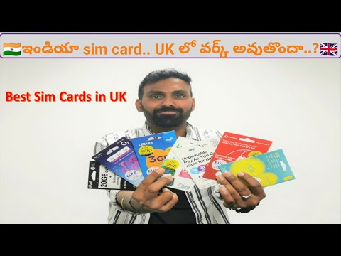 Best Sim Cards In UK | Cheap Mobile Network In UK |