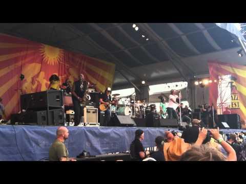 Kid Rock - Rock n Roll Jesus Jazz Fest 2011