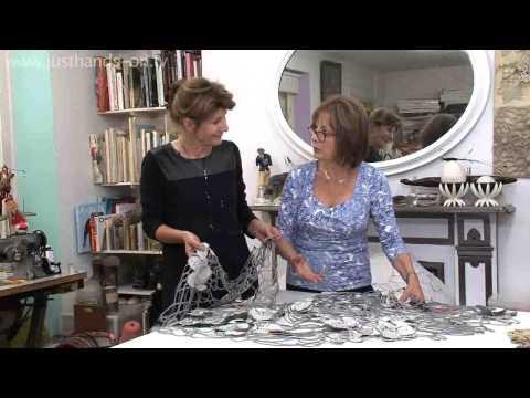Meet Karen Nicol - Textile Artist