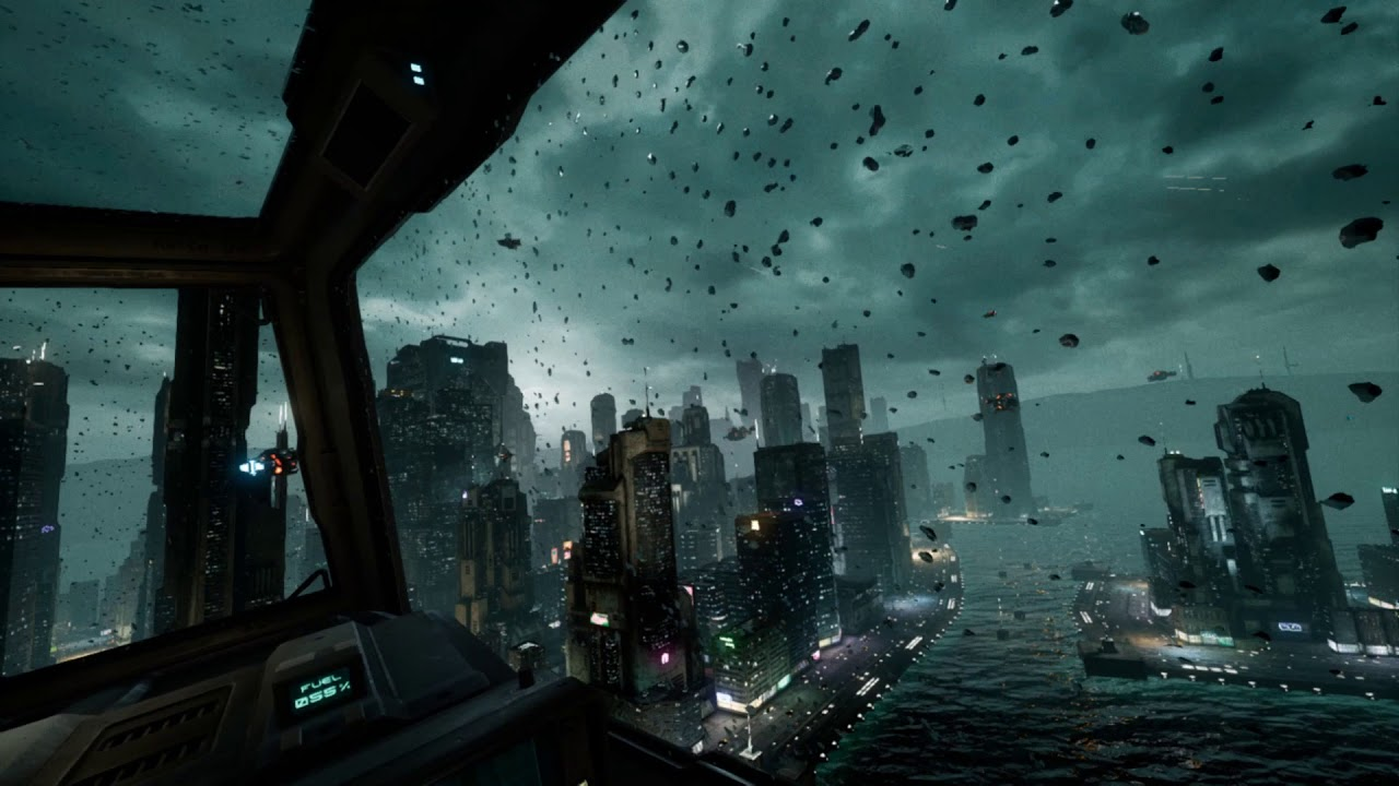 Recommendations for a pluviophile? : oculus