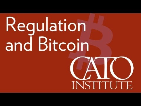 Regulation and Bitcoin (Jerry Brito)