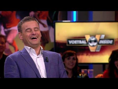 Ideeën voor nieuw tv-programma in gestolen tas van Wilfred Genee - VOETBAL INSIDE