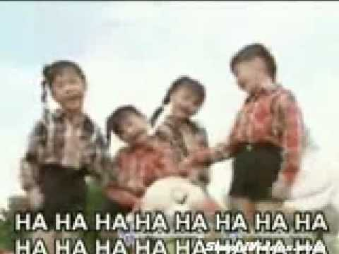 Chinese Laughing Song