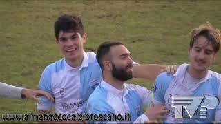Serie D Girone E Trestina-Foligno 2-2