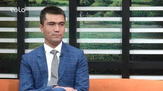 بامداد خوش - تباشیر - صحبت های شعیب سعید زاده (نویسنده) در مورد فعالیت های اش