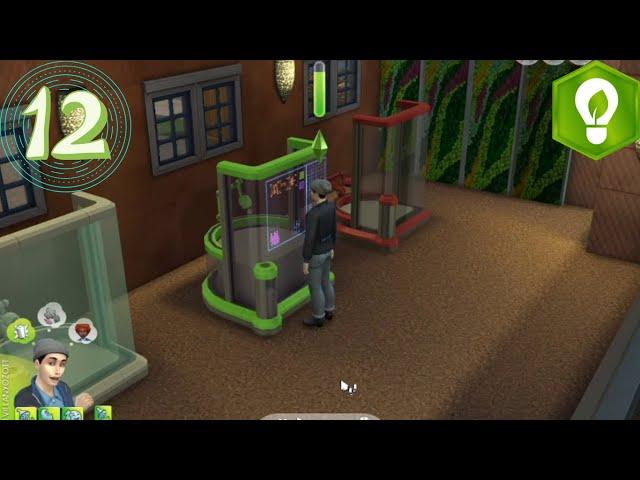 Klubhelyiség (12#)🍃 /Eco Lifestyle/The sims 4