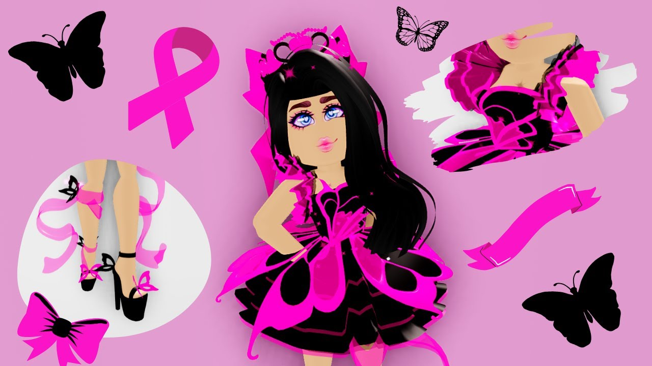 New Fluttering Butterfly Heels and Sleeves + Chest Location! - Royale🌴High - Roblox