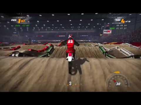 2017 PHOENIX - FAST LAP/ SCRUBS - MX VS ATV SUPERCROSS ENCORE