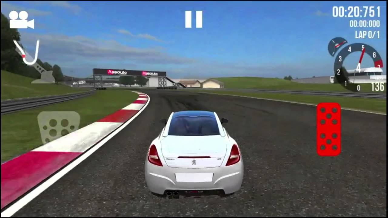 Assoluto Racing - Android Gameplay - YouTube