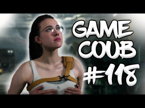🔥 Game Coub #118   Best video game moments