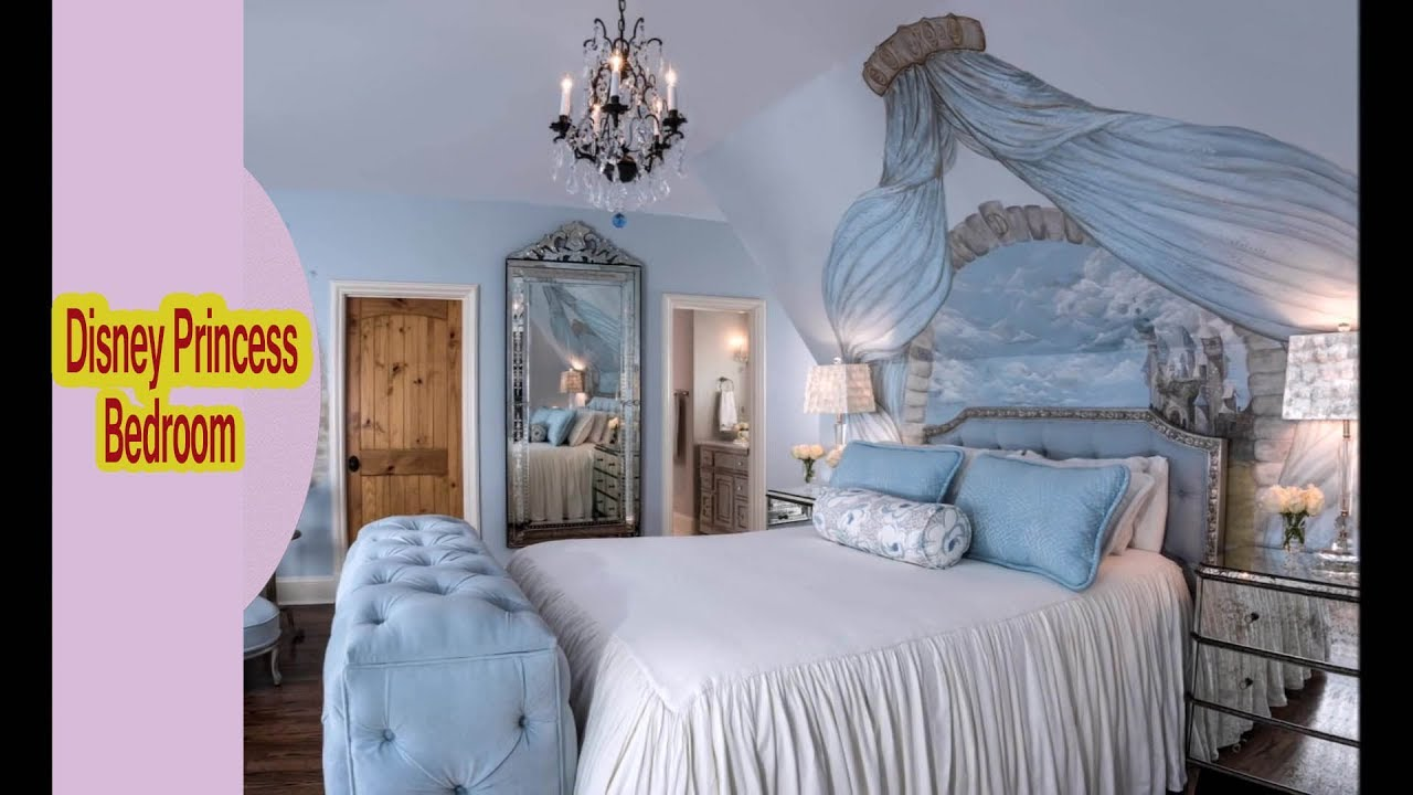 Disney Princess Bedroom | Disney Bedroom Decor | Disney ...