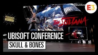 #7 Skull & Bones - Ubisoft E3 2018 Conference