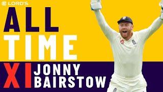 Lara, Root & Warne - Jonny Bairstow's All Time XI