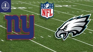 New York Giants vs Philadelphia Eagles Recap & Reaction.
