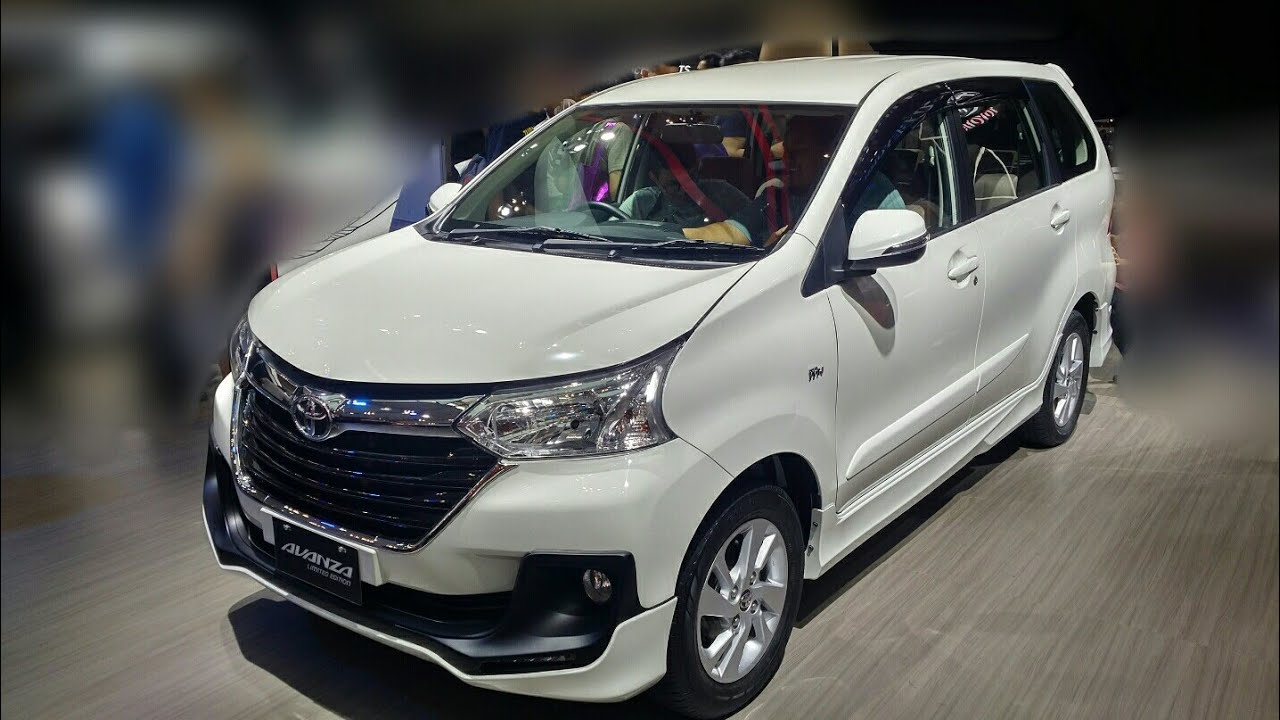 In Depth Tour Toyota Avanza 1.5 G Limited Edition