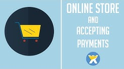 Adding an Online Store and Accepting Payments in Wix - Wix My Website - Updated