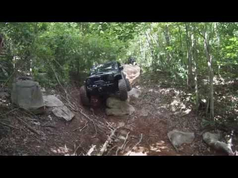 Jeep Rascals - Golden Mountain Park - 5/23/2015