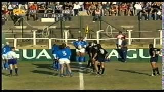 Rugby Italy vs Georgia 1st half 2003