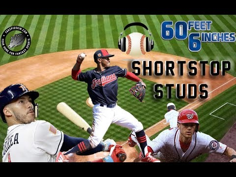 60 Feet 6 Inches: Shortstop Studs