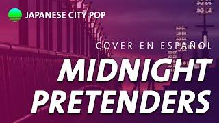 City Pop   Midnight Pretenders - Tomoko Aran (cover en español) 大橋純子 シティポップ