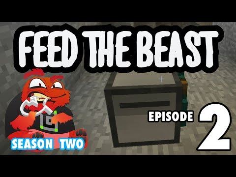 Mindcrack FTB - S2E2 - Building Our Army