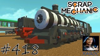 "Video Scrap Mechanic ""Alte, neue, kleine und große Züge"" #418 🐶 deutsch / german download MP3, 3GP, MP4, WEBM, AVI, FLV Desember 2017"