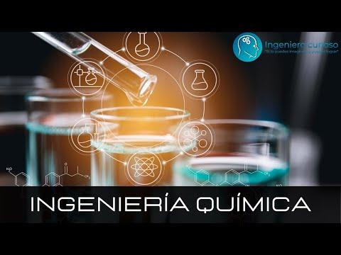 Ingeniería Química  - ¿Qué estudiar?