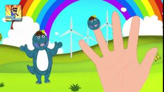 Finger Family Barney Dinosaur Finger Family   Finger Family Songs   Finger Family Parody
