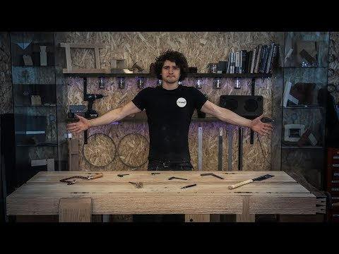 My Five BEST Tools for FINE WOODWORKING
