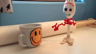 Forky Asks a Question: What is a friend [live action]