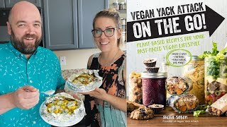 Cauliflower Curry Grill Packets with Jackie Sobon from Vegan Yack Attack on the Go!